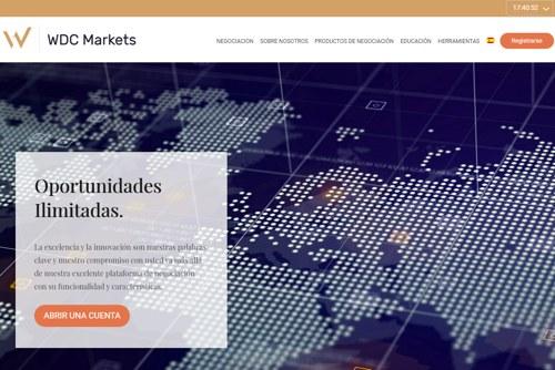 WDC Markets revision
