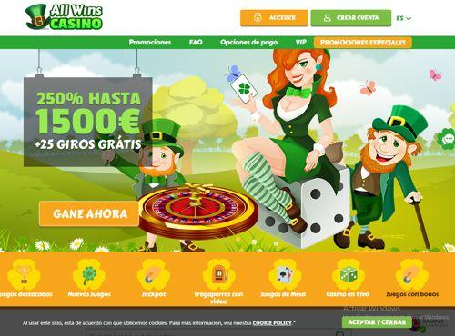 All Wins Casino revision