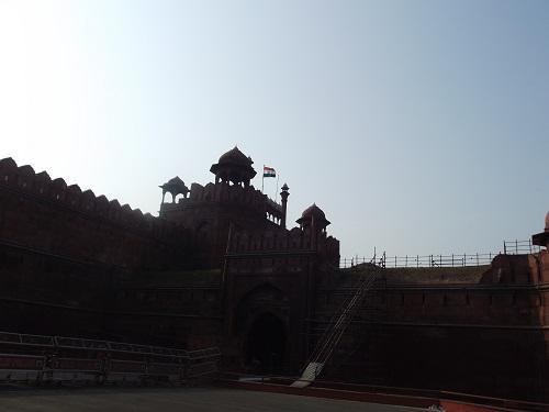 Red Fort of New Delhi