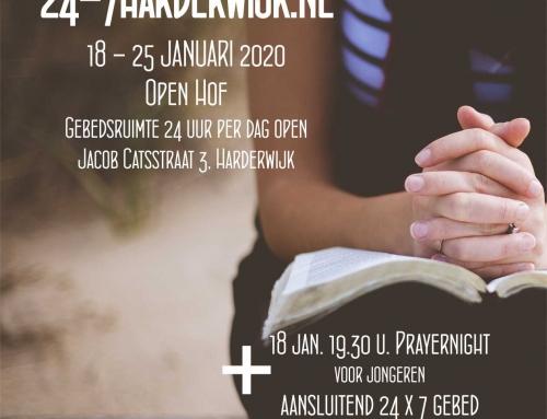 Week van Gebed 2020
