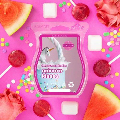 Unicorn Kisses Scentsy Wax Bar