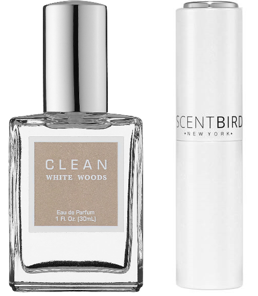 White Woods by Clean
