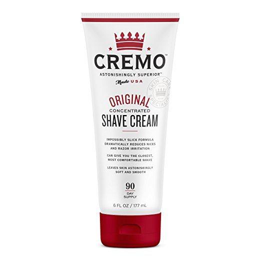 Cremo Astonishingly Superior Shaving Cream for Men