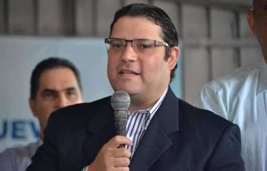 Eduardo Sanz Lovatón, director general de Aduanas.