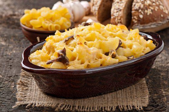 macaroni ham kaas