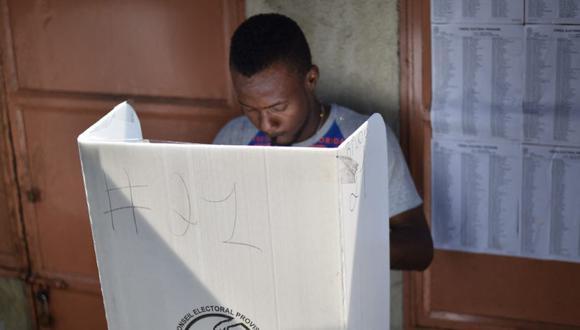 En plena crisis se posponen elecciones en Haití, sin fecha definida