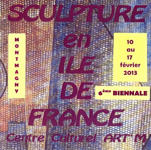Exposition SCULPTURE en ILE DE FRANCE