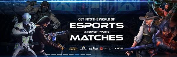 Playbetr Sportsbook, Live Betting, eSport