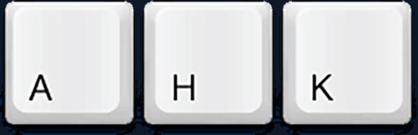 Auto Hot Key Logo