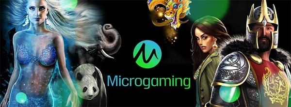 JackpotCity Casino Microgaming Games