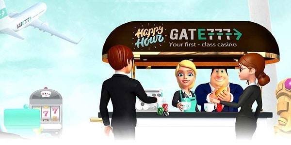 Gate777 free bonus