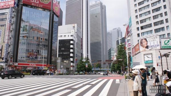 Tokio Japonia - ulice miasta, Government Building