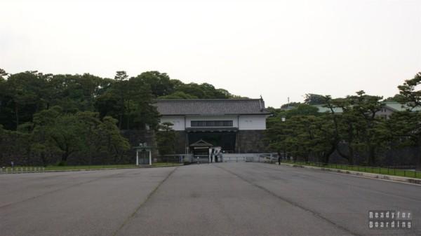 Tokio Japonia - Pałac Cesarski w Tokio