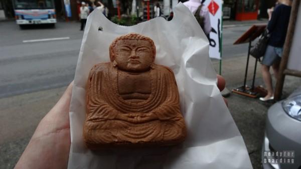 Kamakura, ciasteczko Wielki Budda
