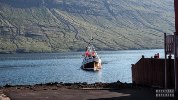 Neskaupstaður, Islandia