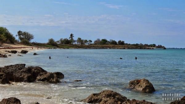 Playa Ancon - Trinidad