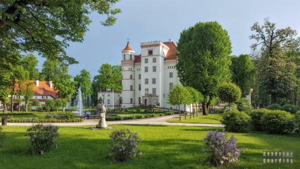Pałac Wojanów, Dolny Śląsk