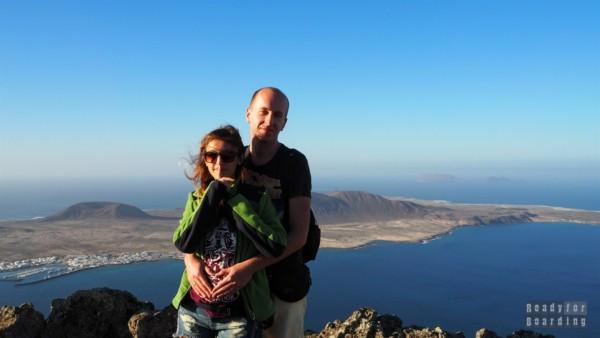 Podróżowanie w ciąży - Lanzarote