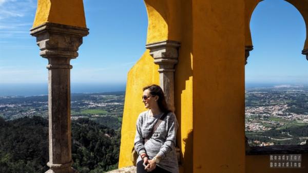 Podróżowanie w ciąży - Sintra, Portugalia