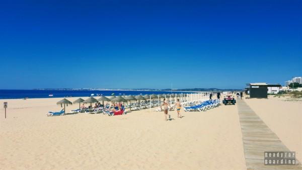 Praia dos Três Irmãos, Algarve