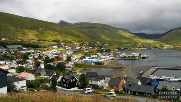 Vestmanna, Streymoy - Wyspy Owcze