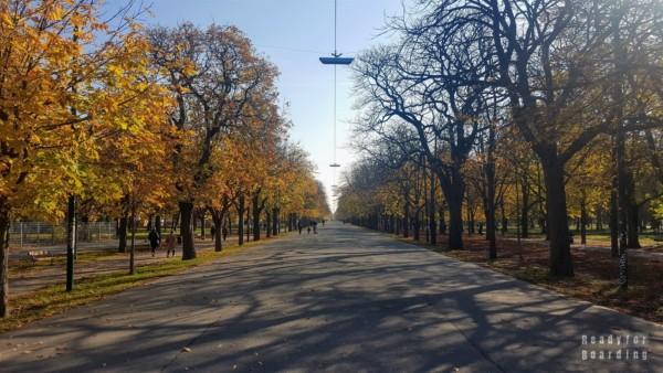 Prater Park, Wiedeń - Austria