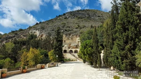 Klasztor Ayios Neophyto - Cypr