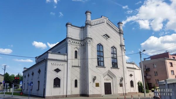 Wielka Synagoga, Piotrków Trybunalski