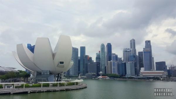 Marina Bay - Singapur