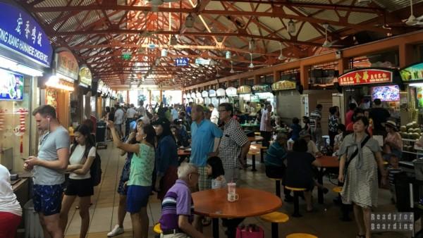 Food Court, Singapur