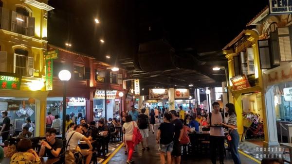 Malaysian Food Street, Sentosa - Singapur