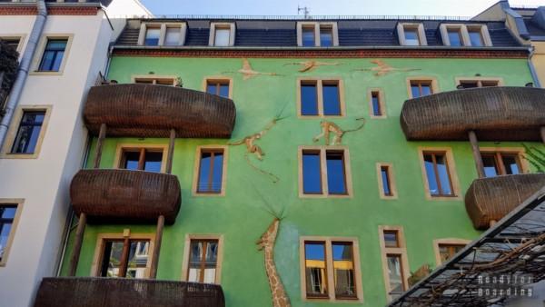 Pasaż Sztuki, Drezno - Niemcy