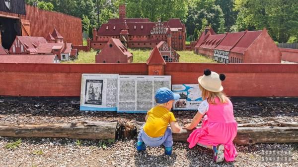 Zamek w Malborku, Mazurolandia