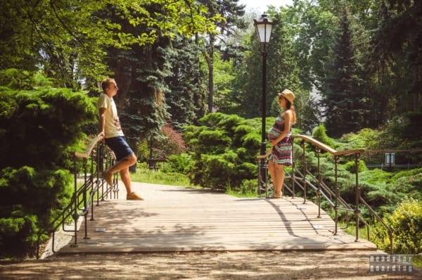 Podróżowanie w ciąży - Polska