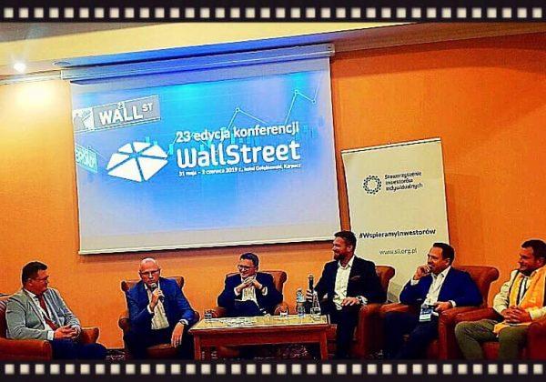 Konferecja WallStreet