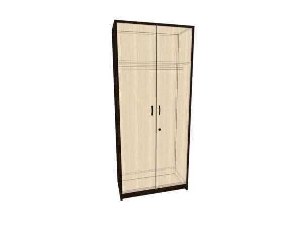 Шкаф для одежды 500*800*2100мм ОШ-7
