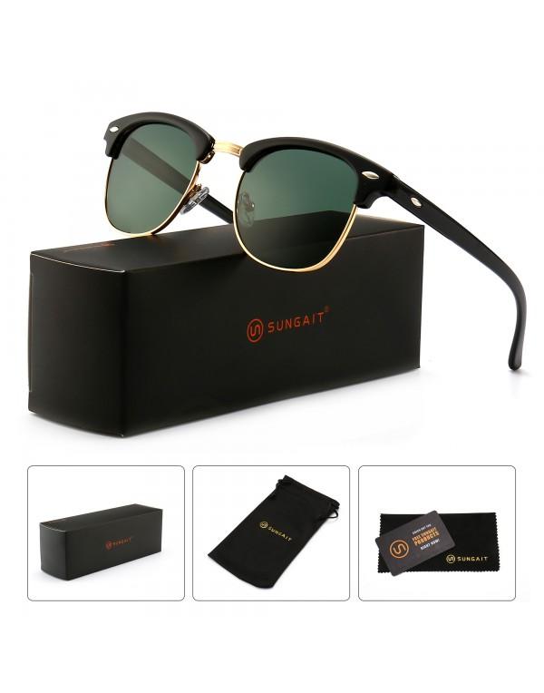 Square Frame Sunglasses for men