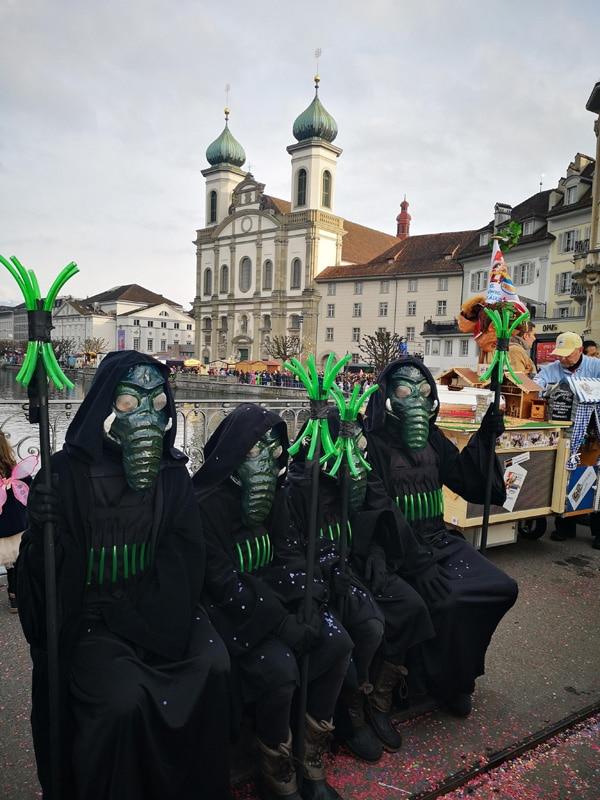 Luzerner-Fasnacht
