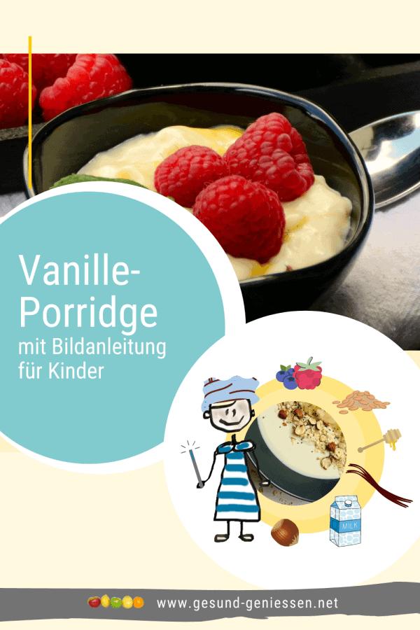 Pin Rezept Vanille-Porridge