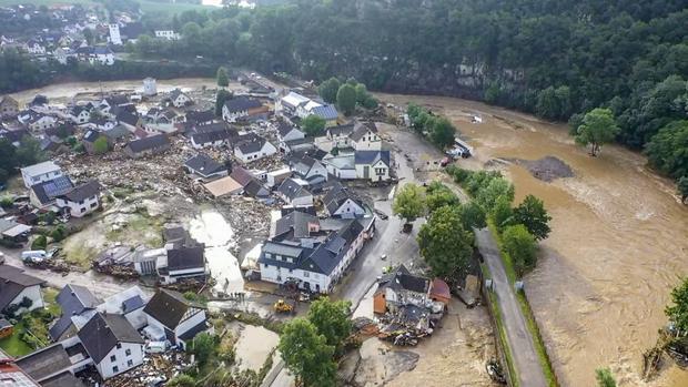 Casi 130 muertos y decenas de desaparecidos por temporal en Europa