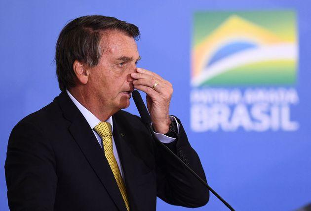 Alcalde de Nueva York critica a Bolsonaro por venir sin estar vacunado