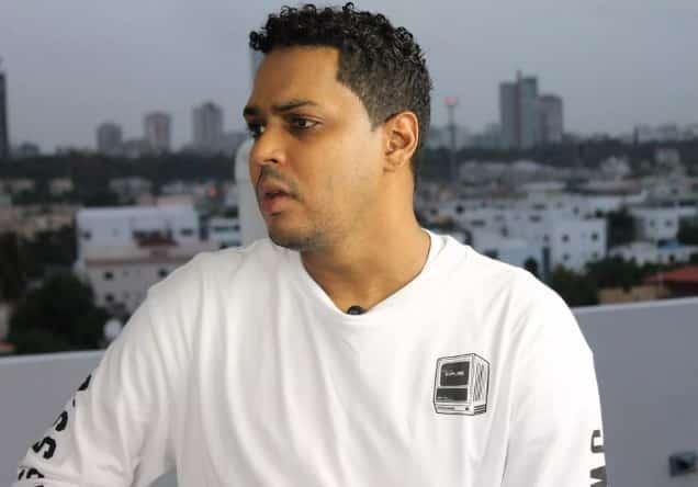 Santiago Matías, promotor de música urbana.