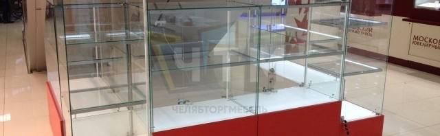 Витрины из стекла – альтернатива алюминиевым витринам