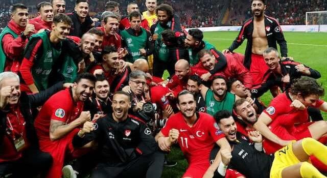 Τουρκια Euro 2020