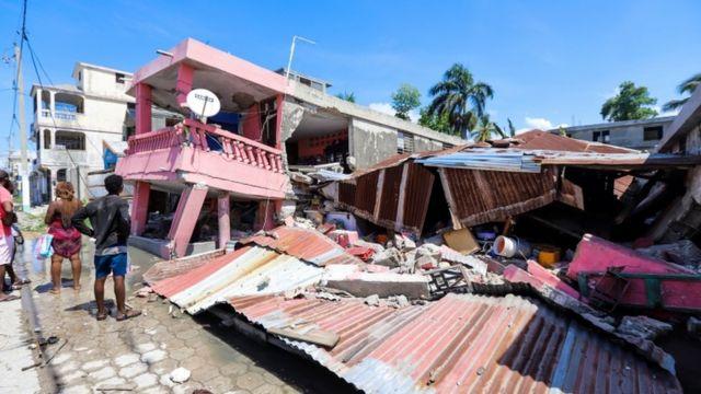 BCIE dona un millón de dólares a RD para apoyar a Haití tras sismo