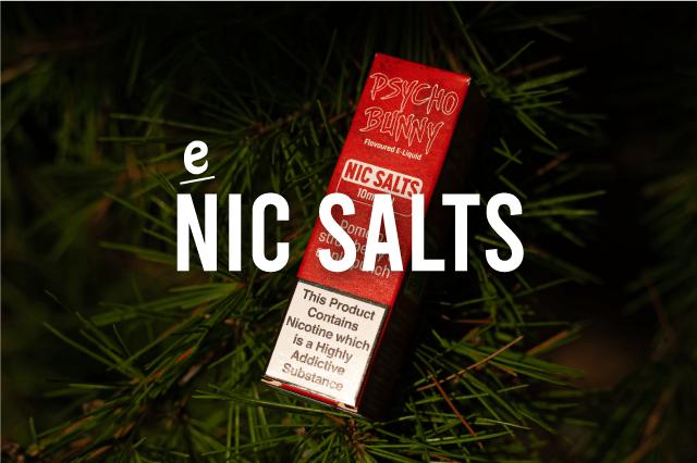 eco vape nic salts category