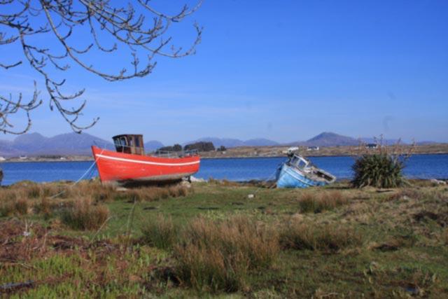 Photographs of Connemara in West Ireland