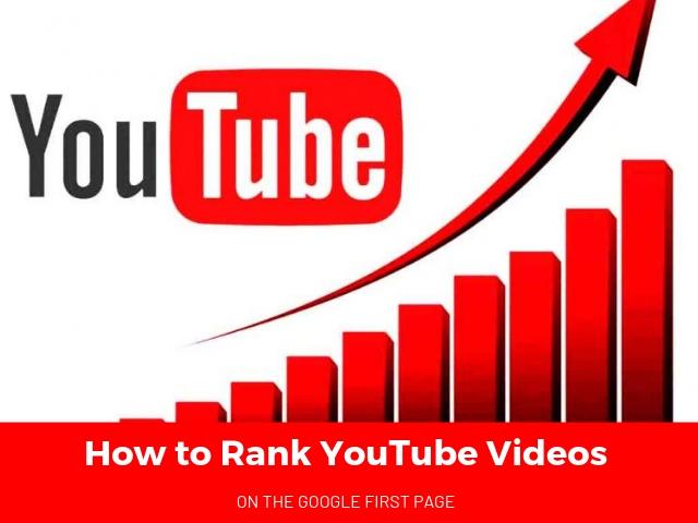 Rank YouTube Videos