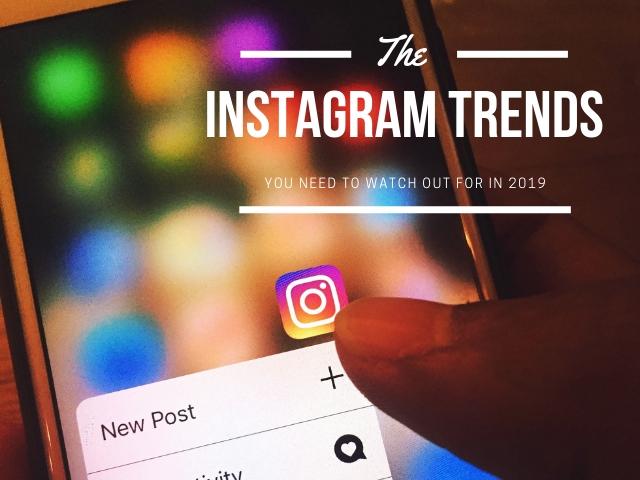 Instagram Trends