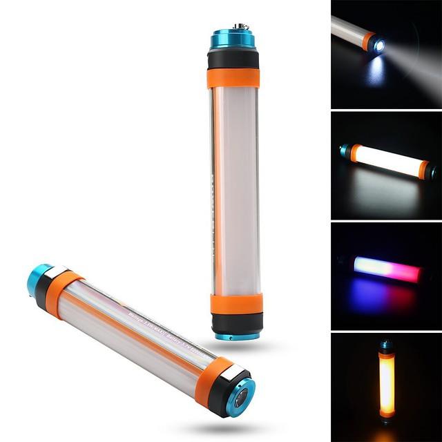 HUYOZOY Rechargeable Waterproof Lamp